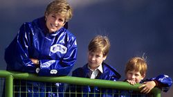 Prince William Says He Still Feels Shock Over Diana's