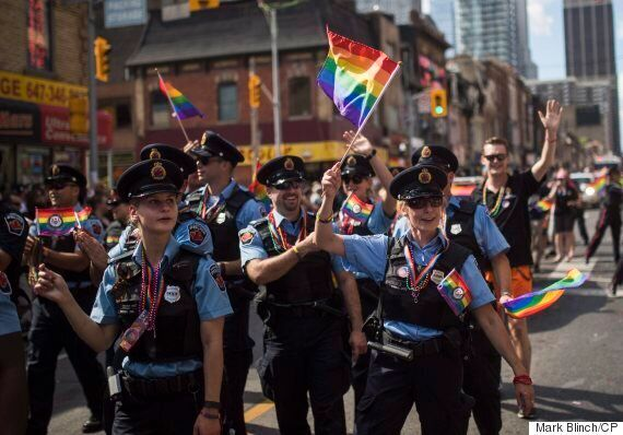 Toronto Police Association Wants To Pull Pride Funding Over Float