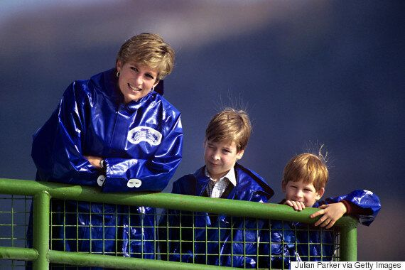Prince William Says He's Still In Shock Over Princess Diana's