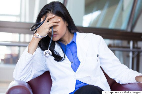 Ontario Liberals Think Doctors Are Guilty Until Proven
