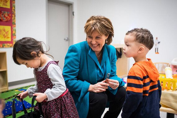 Reducing Child-Care Costs In B.C. Can't Wait A