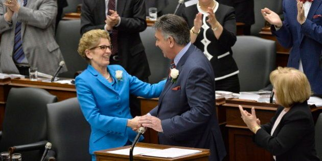 Ontario Budget 2014: Low-Income Families Get