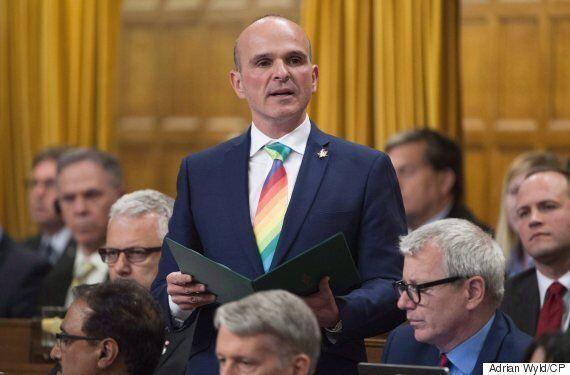 Randy Boissonnault, Trudeau's LGBTQ2 Adviser, Lauds Canada's 'Amazing'