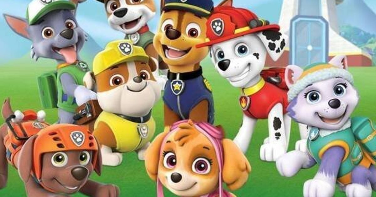 9 Questions Every Parent Has Had About 'Paw Patrol