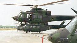 Edmonton Helicopter Squadron Deployed To