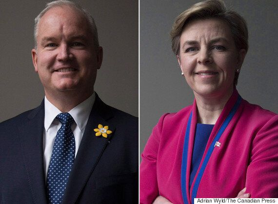 Conservative Leadership Race 2017: Kellie Leitch, Erin O'Toole See Different Paths To