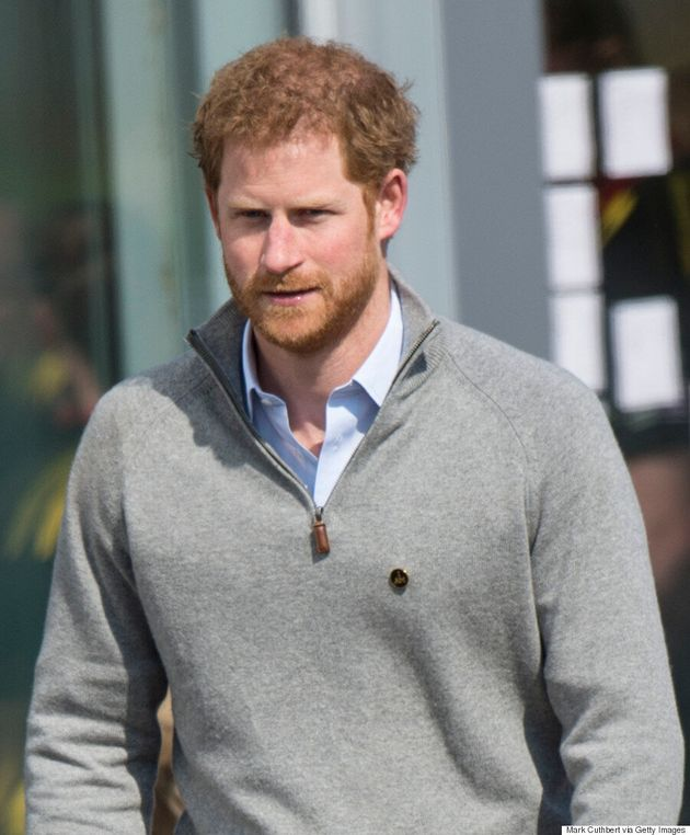 Prince Harry Opens Up About His Mental Health After Death Of Princess