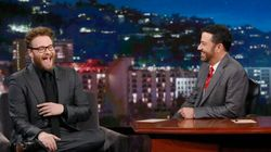 Kimmel Mocks Canada's Pot Legalization Plan (And Seth