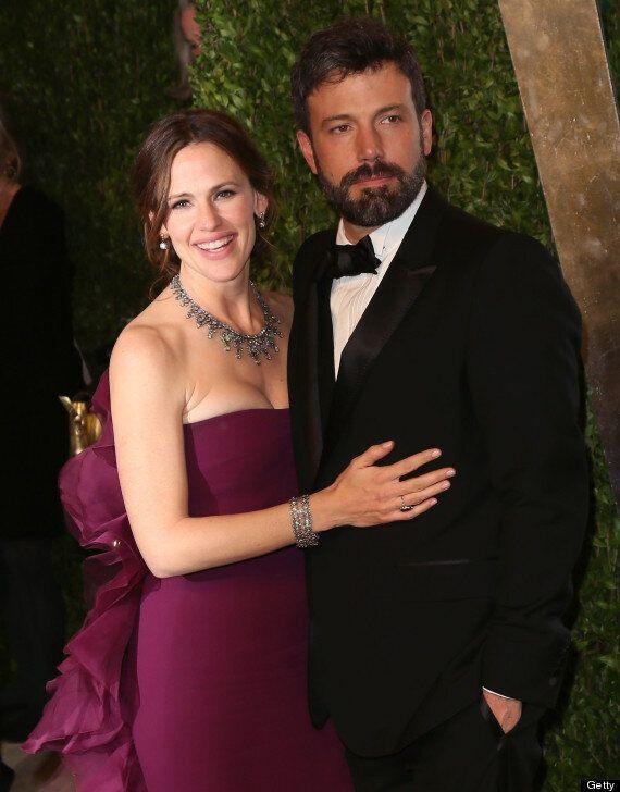 Jennifer Garner And Ben Affleck File For