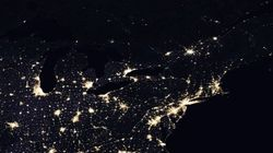 NASA Photos Show How Earth Lights Up After Night