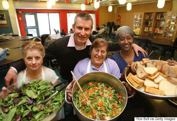 Community Food Centres Canada Are Next-Gen Food