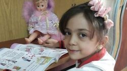7-Year-Old Syrian Girl Who Tweeted About Aleppo Lands Book