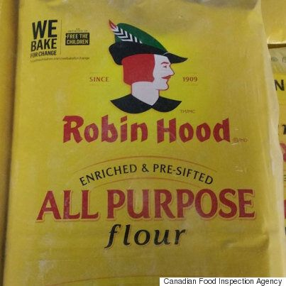 Robin Hood Flour Class-Action Lawsuit Filed After Canada-Wide