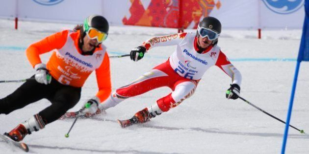 Mac Marcoux Wins 2nd Paralympic