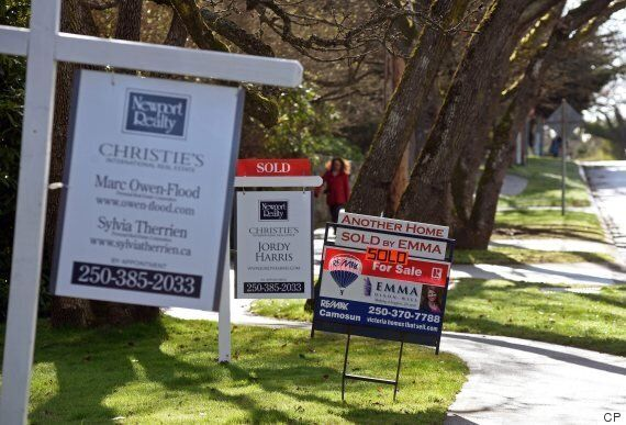 Teranet House Price Index Sees Biggest Jump In More Than 10