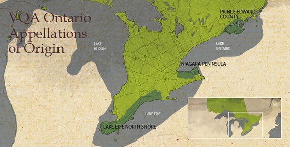 Raise A Glass To Fine Ontario