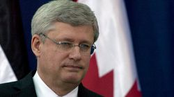 Harper Continues To Take Hard Line On Gaza, Ukraine