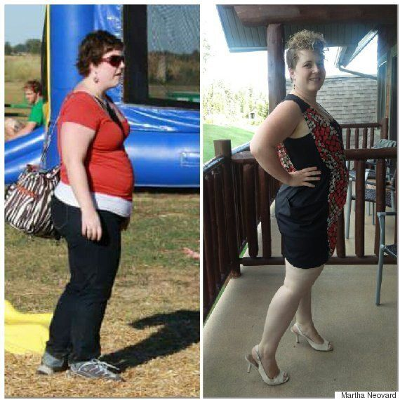 Weight Lost: After Accepting Her Body, This Saskatchewan Mom Dropped 72
