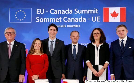CETA Signing Was A Molehill. Ratifying It Could Be A