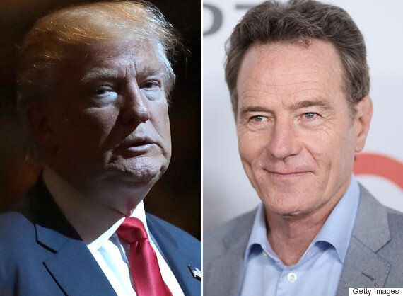 Bryan Cranston Would 'Absolutely' Move To Canada If Trump Wins U.S.