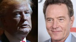 Bryan Cranston Says He'll Move To Canada If Trump