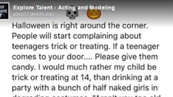 Internet Reminds Us To Just Give Teens 'The Damn Candy'