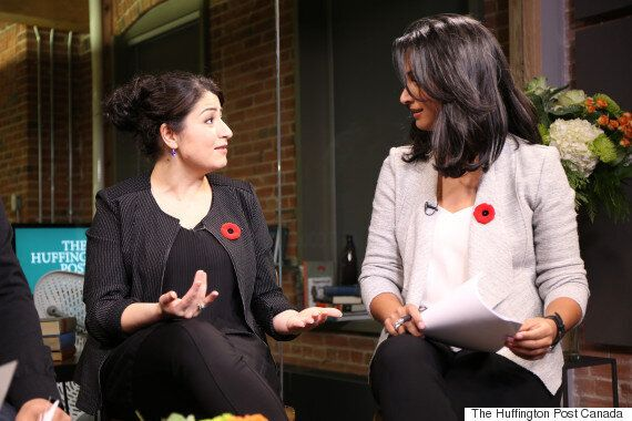 Maryam Monsef Joins HuffPost Canada Town Hall On Electoral