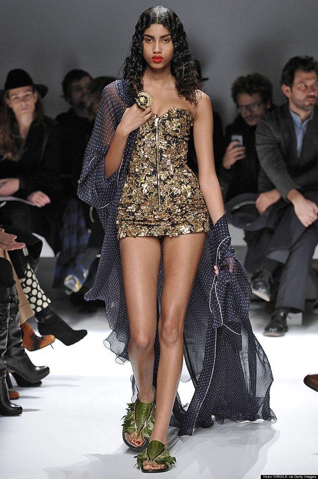 Chanel Sends Sneakers Down The Runway, Women Everywhere Rejoice