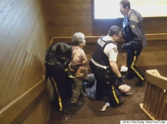 Coquitlam RCMP Arrest Video: New Westminster Police Will Conduct External
