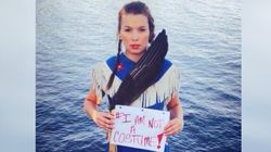 Chippewa Woman Explains Why She Posts This Photo Every