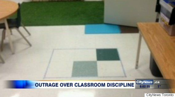 Teacher Segregates Six-Year-Old From Peers, Sparks