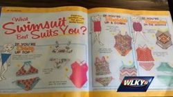 Everything Is Wrong With This Tween Magazine's Swimsuit