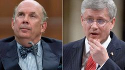 Harper: I Did Nothing