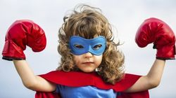 Girls Can Be Superheroes And Boys Can Be