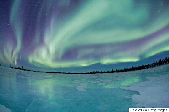 Northern Lights In Canada Are Stunning From Province To