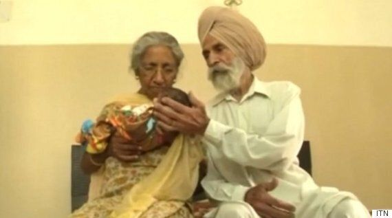 Oldest Woman To Give Birth: 70-Year-Old Welcomes First