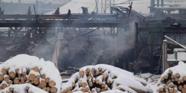 Burns Lake Sawmill Blast Lawsuit Targets