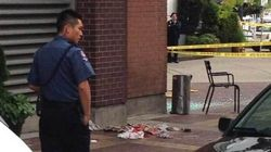 Police Officer, Store Owner, Suspect All Hurt In Yaletown