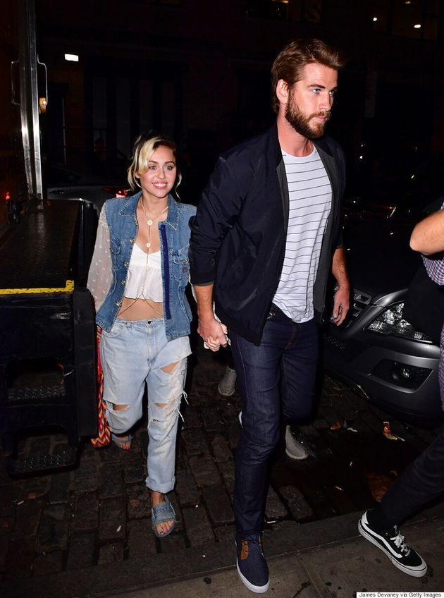 Miley Cyrus Reveals She Doesn't Like Her Engagement Ring From Liam