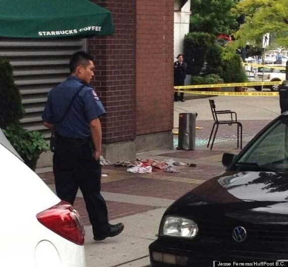 Yaletown Shootings: Police Officer, Store Owner, Suspect All