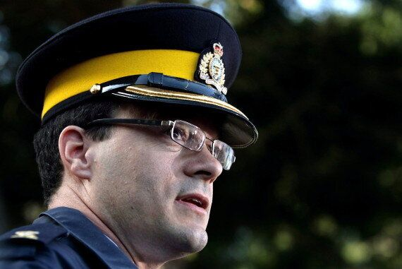 Tim Shields, Former B.C. RCMP Spokesman, Charged With Sex
