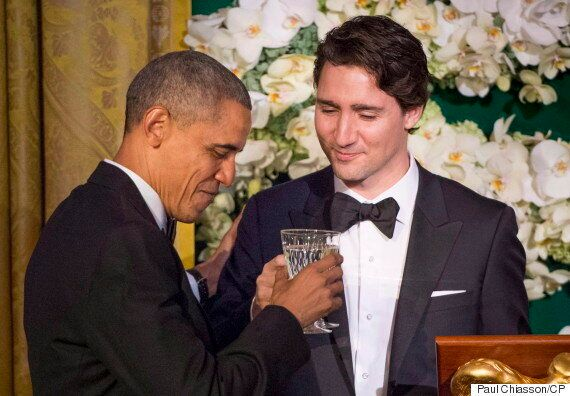 Andrew Scheer: 'Nobody Believes' Obama Invited PM's In-Laws To State Dinner On His