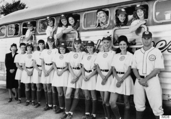 'A League Of Their Own' Cast Reunites 24 Years