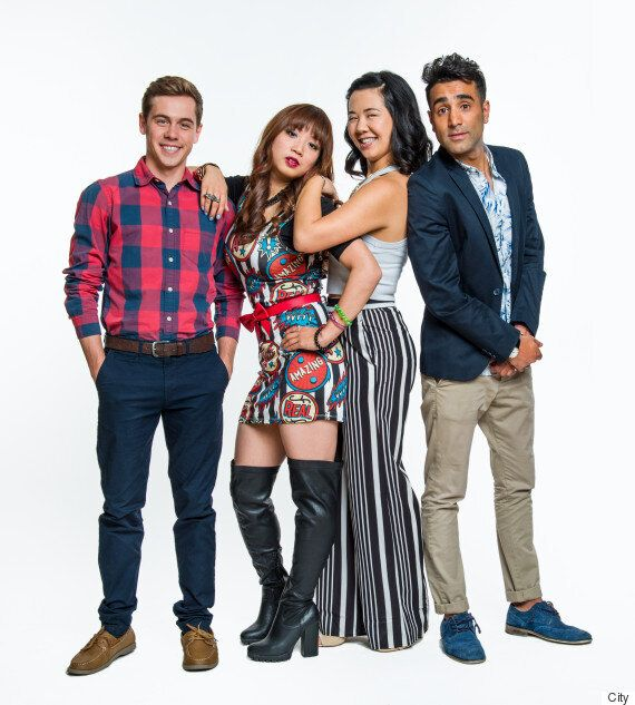 New Canadian Series 'Second Jen' Isn't Just An 'Asian
