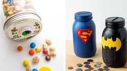 15 Mason Jar Hacks Every Parent