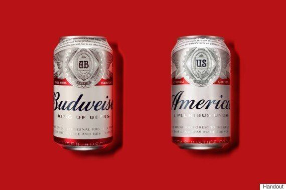 Budweiser Changes Name Of Its Beer To 'America' Because, Well,