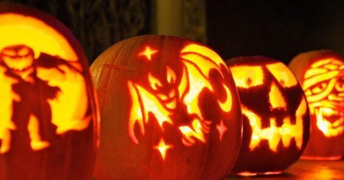 the best attitude 71296 09ebf 24 Kick-Ass Pumpkin Carving Ideas