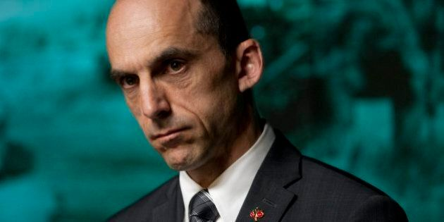 Steven Blaney's Cyberattack Briefing Notes Won't Provide Public With 'Specific