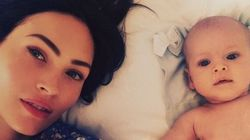 Megan Fox Shares 1st Photo Of Her New