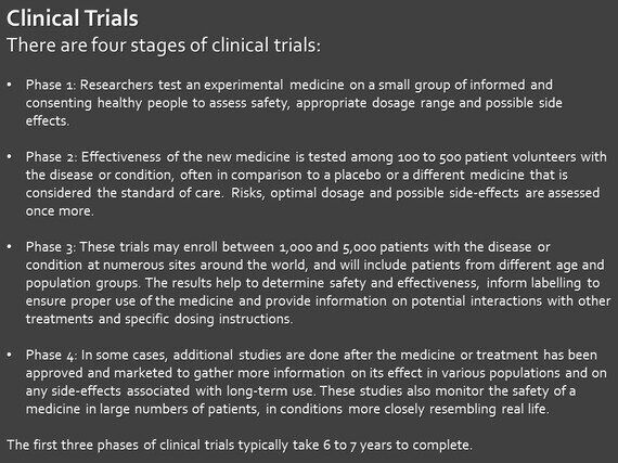 Creating A Clinical Trial Strategy For Children's Health